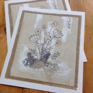 Seedhead Print