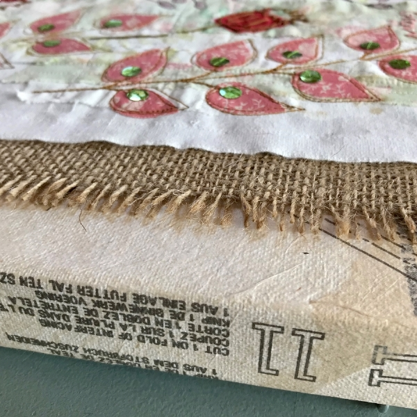Top Tips for Mounting Your Textile Work